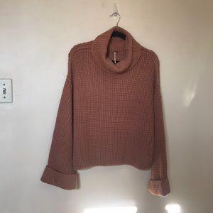 Free people oversized sweater size medium
